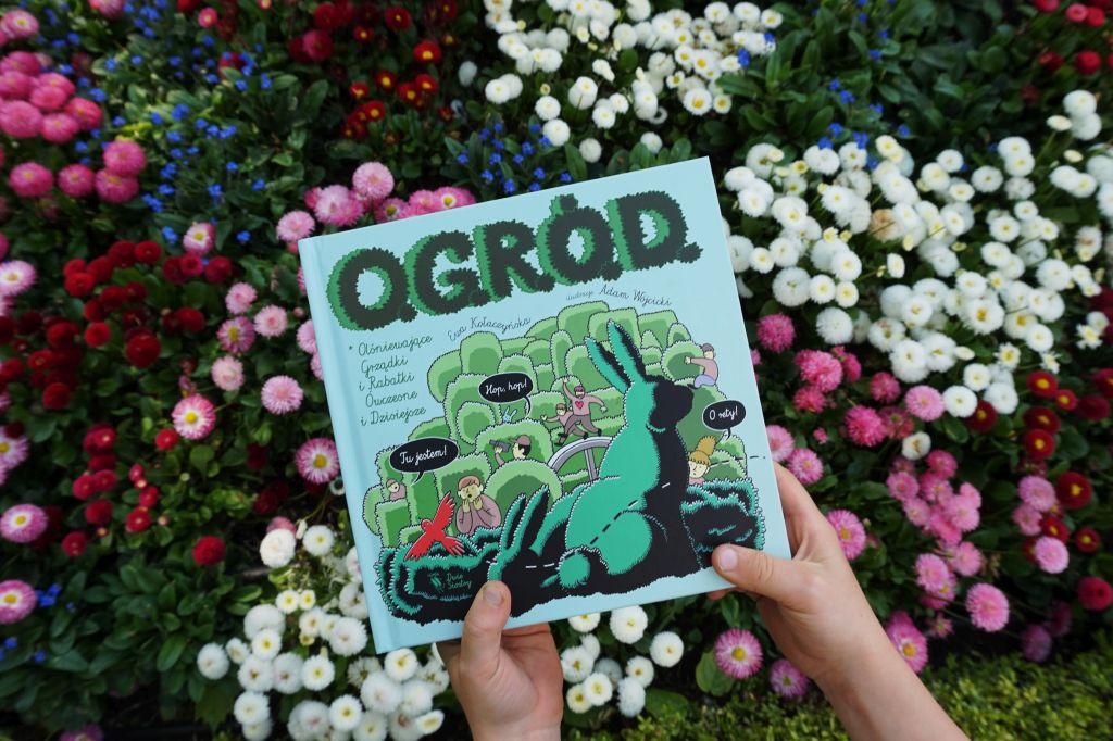 O.G.R.Ó.D. najlepsze książki dla dzieci