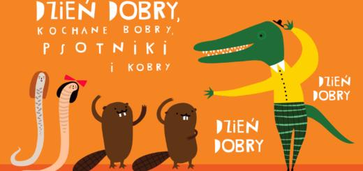 """seria """"RAZ-DWA-TRZY"""" ilustracja Joanny Bartosik"""