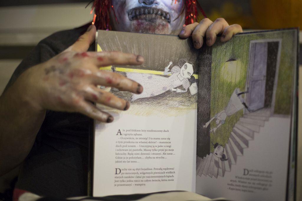 6 książek dla dzieci o duchach