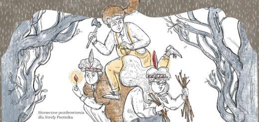 ilustracja dla dzieci Dorota Wojciechowska