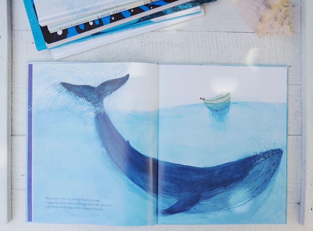 najlepsze książki dla dzieci o morzu