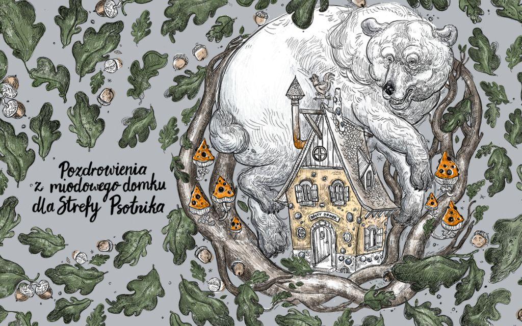 ilustracja Doroty-Wojciechowskiej
