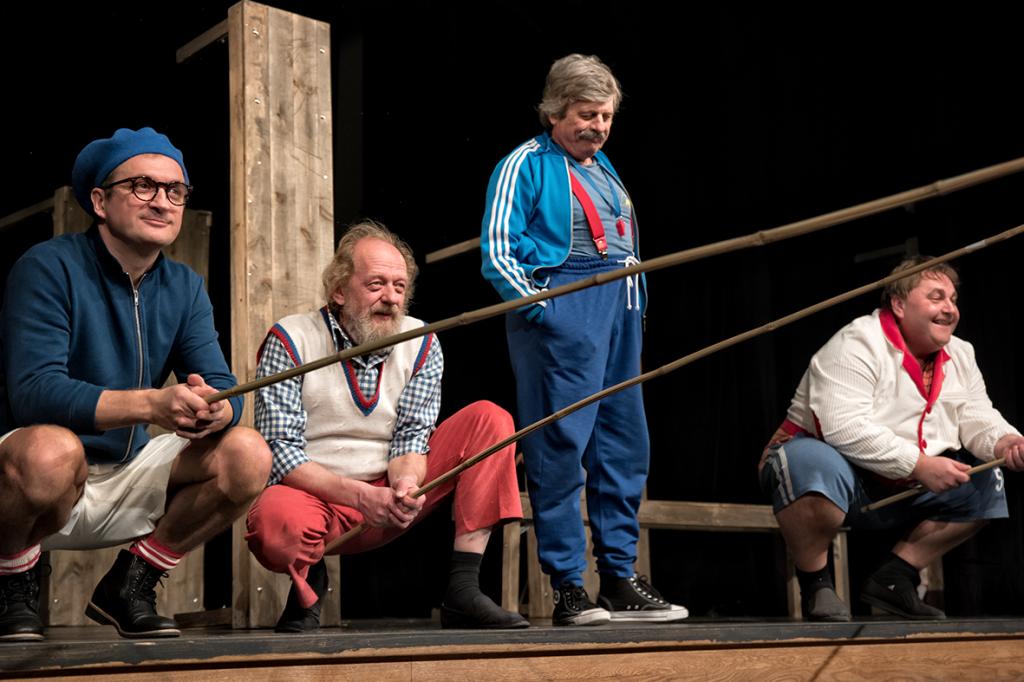 """Wakacje Mikołajka"" Teatr Lalka"