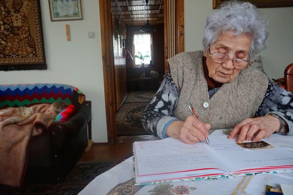 Zapiski Babci i Zapiski Dziadka