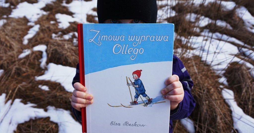 Zimowa wyprawa Ollego - Elsa Beskow