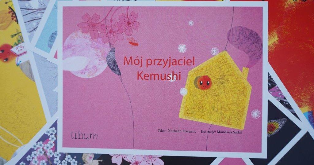 """kamishibai """"Mój przyjaciel Kemushi"""""""