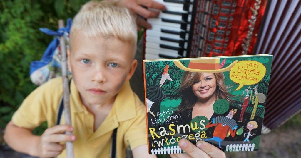 """Rasmus i włóczęga"" Astrid Lindrgen czyta Edyta Jungowska"