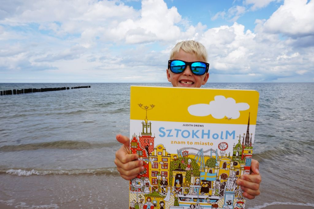 """Sztokholm - znam to miasto"" Judith Drews"