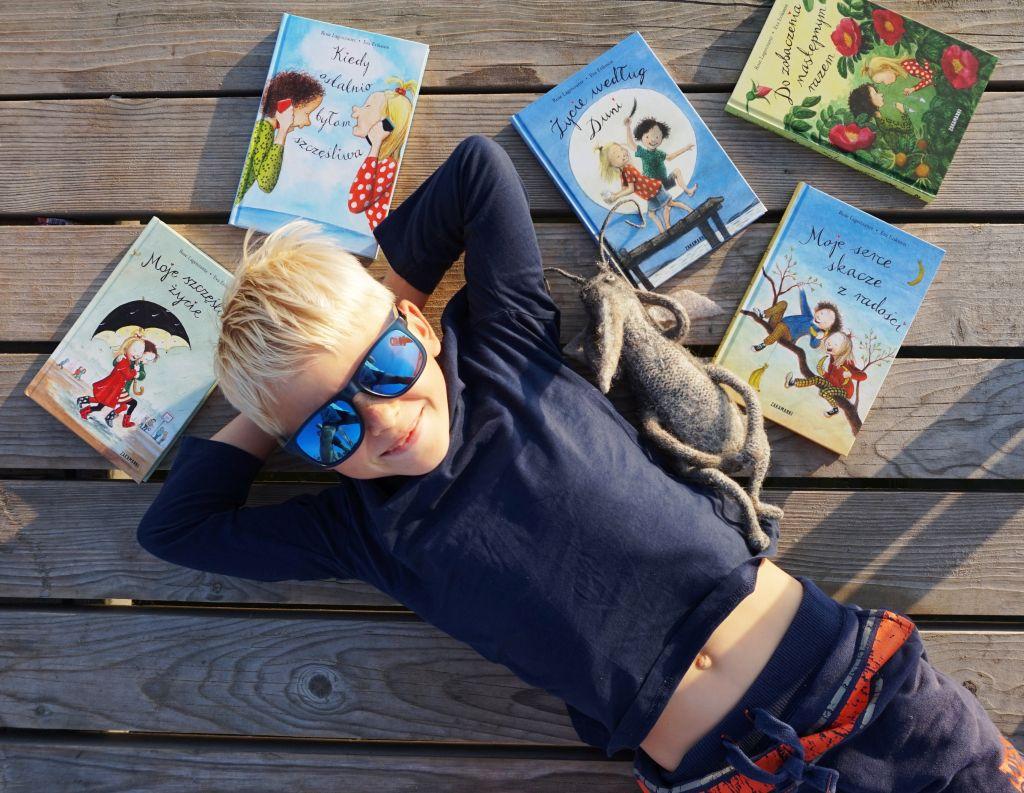 najlepsze książki dla dzieci o szkole