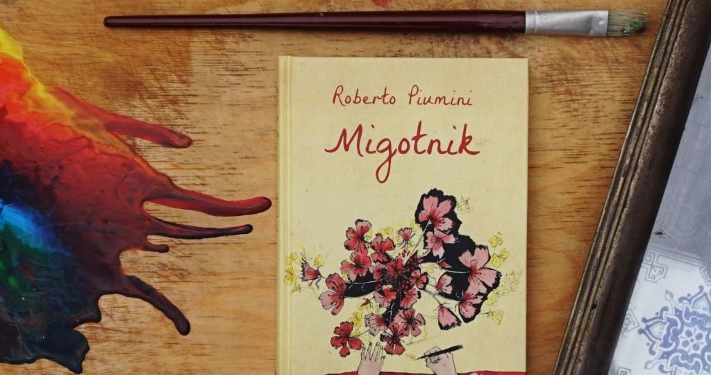 """Migotnik"" Roberto Piumini, wydawnictwo BONA"