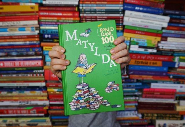 Matylda Roald Dahl, blog o książkach dla dzieci