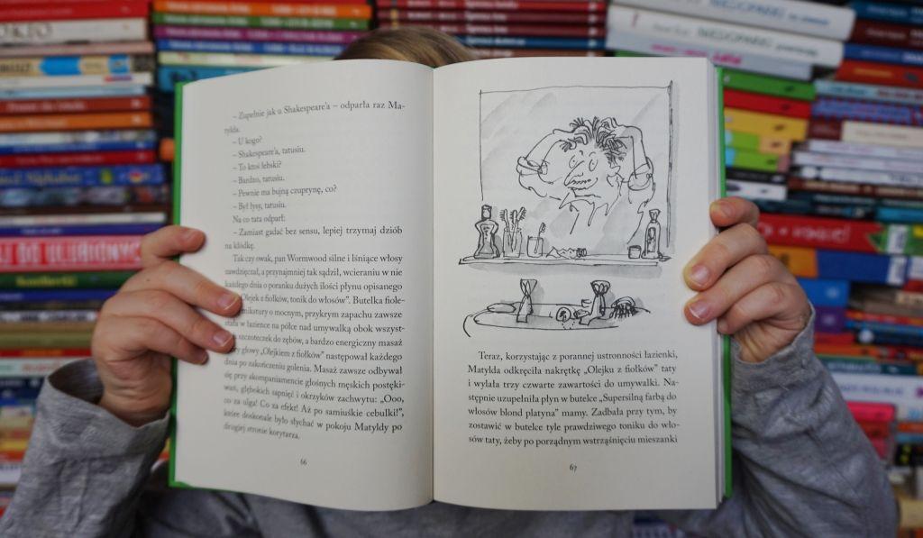 Matylda Roald Dahl