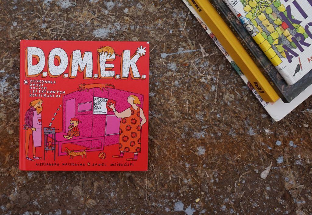 Książki dla dzieci o architekturze recenzje