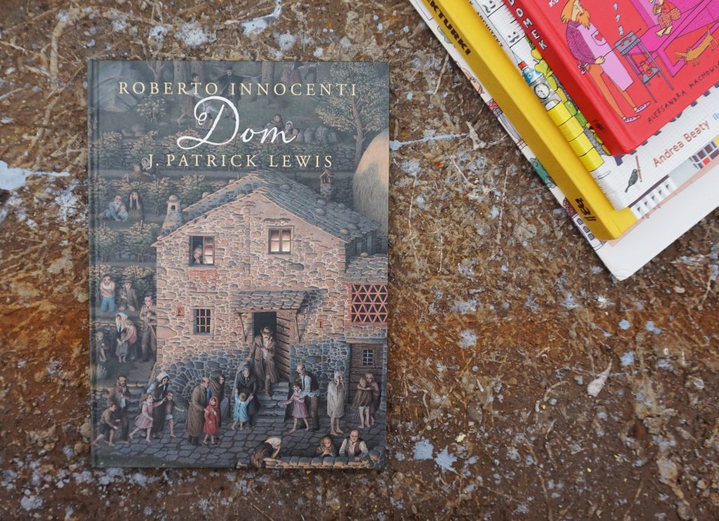 Książki dla dzieci o architekturze
