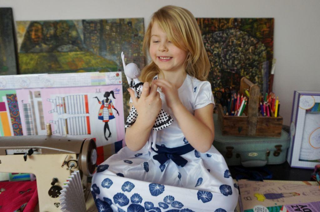 książki dla dzieci o modzie