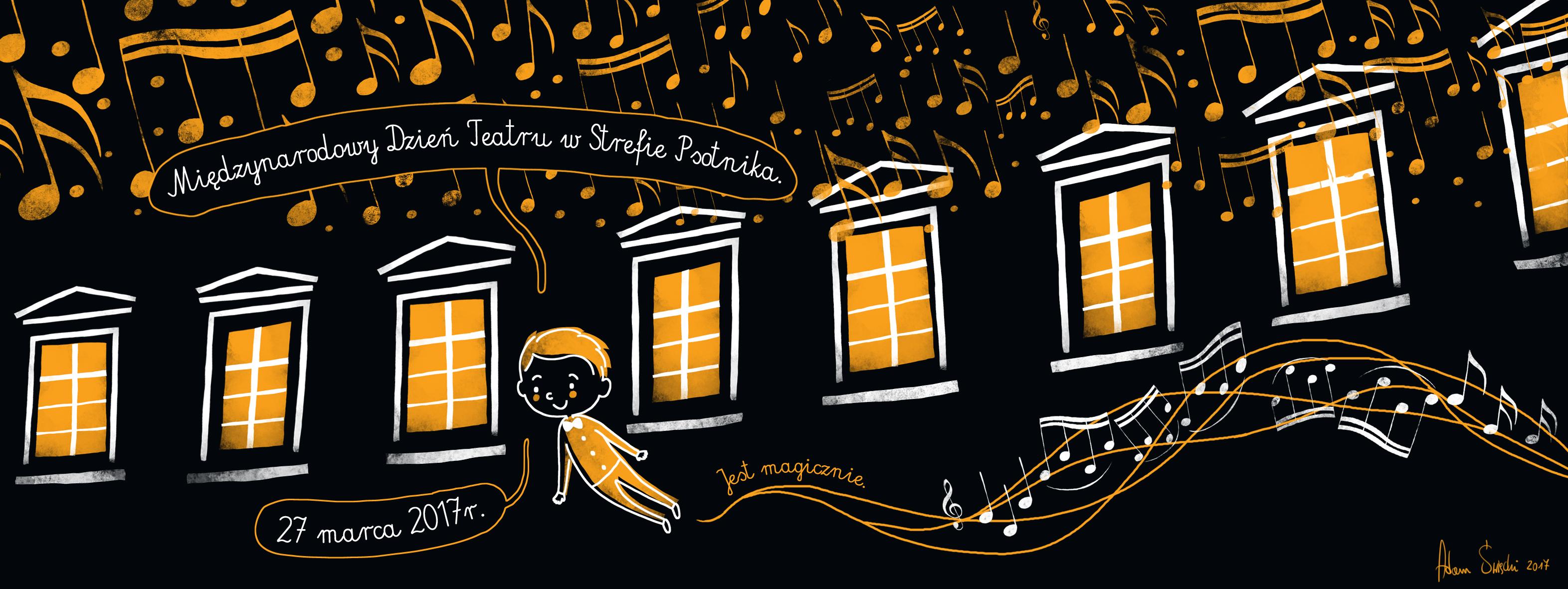 ilustracja dla dzieci Adam Święcki