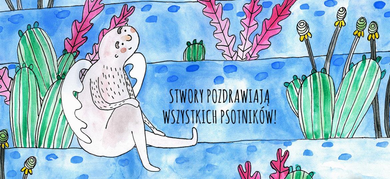 ilustracja dla dzieci Kamila Loskot