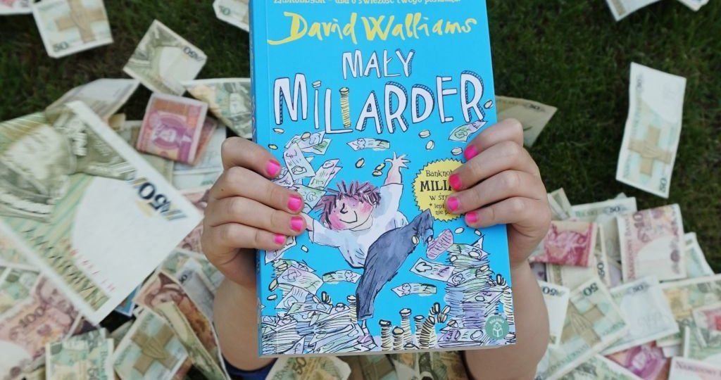 mały miliarder Walliams