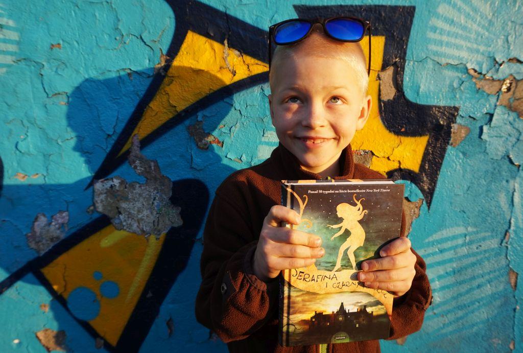 """""""Serafina i czarny płaszcz"""" Robert Beatty, blog o książkach dla dzieci"""