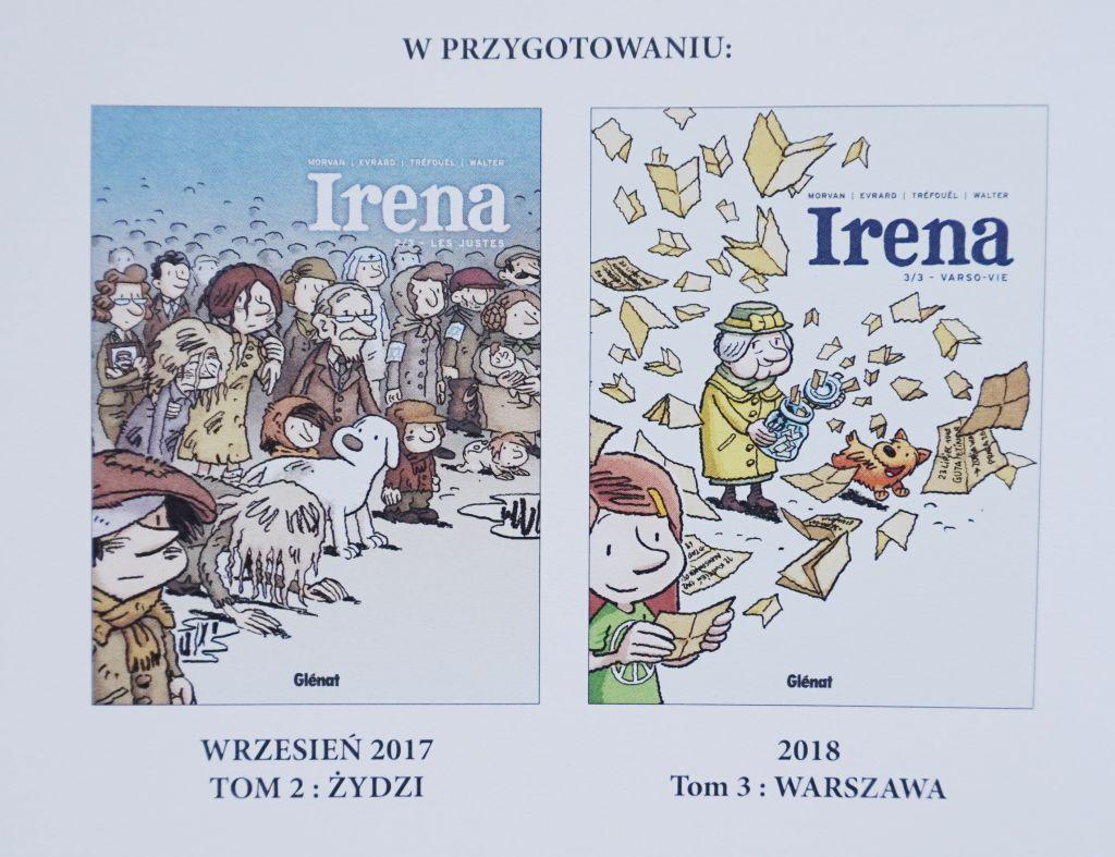 komiks Irena