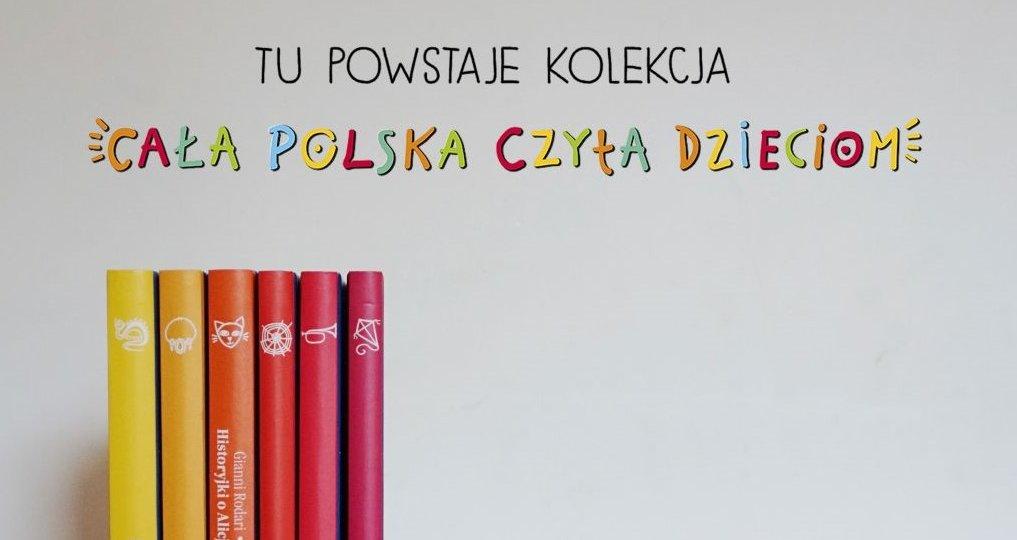 Kolekcja Cała Polska Czyta Dzieciom tom