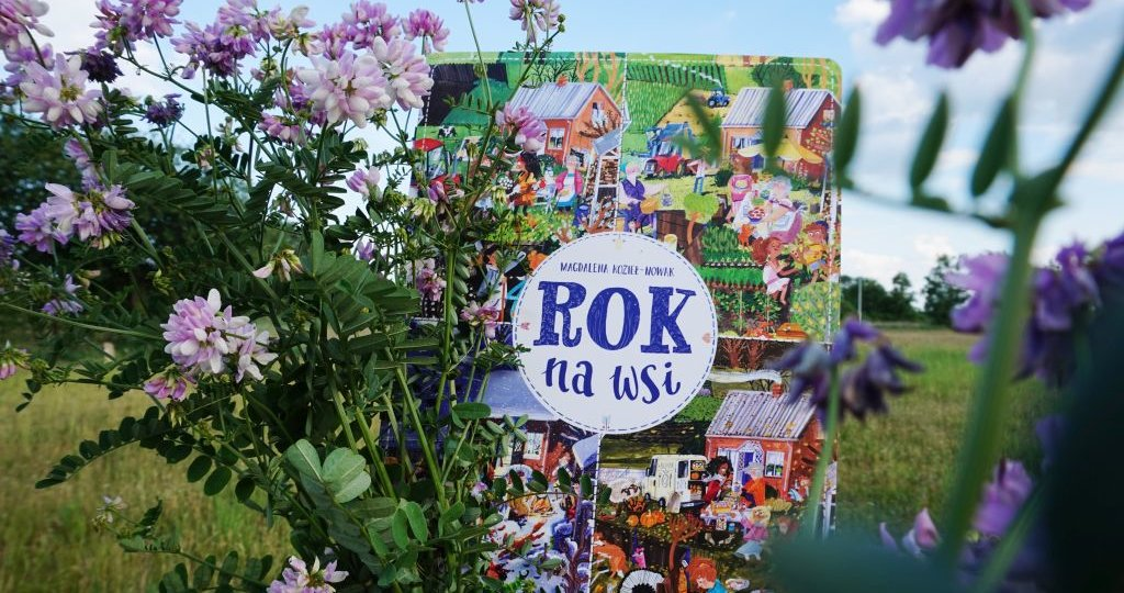 Rok na wsi Magdalena Kozieł-Nowak