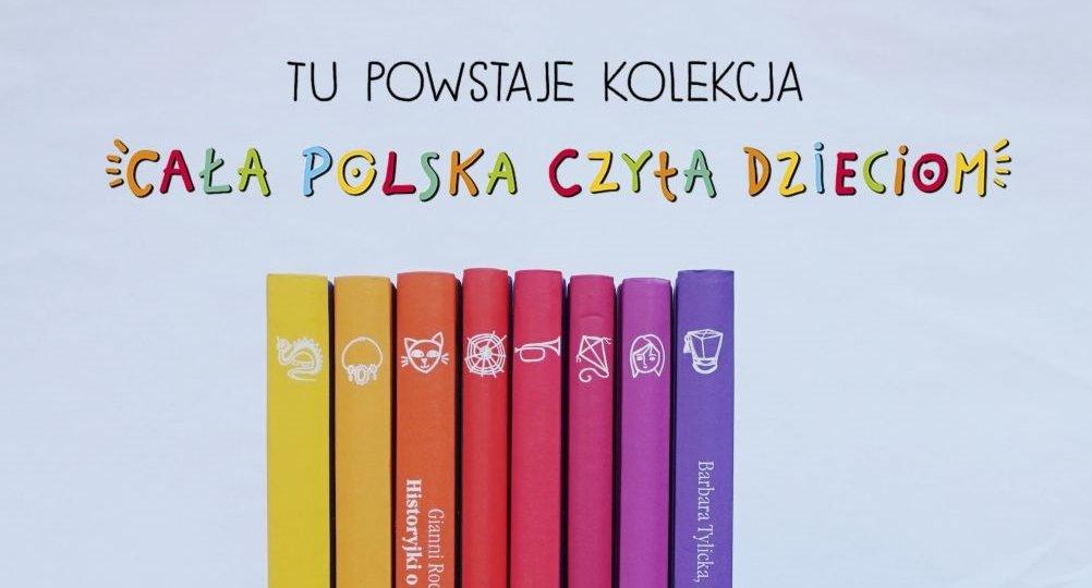 Kolekcja Cała Polska Czyta Dzieciom tom 8
