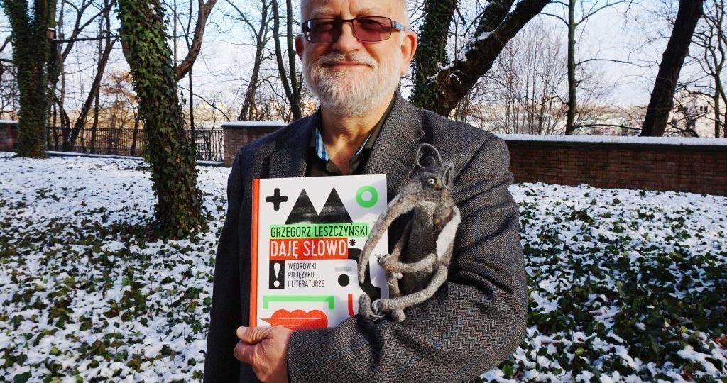 Profesor Grzegorz Leszczyński