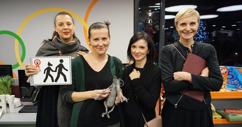 Małgorzata Gurowska, Justyna Wróblewska, Anna Niemierko, Monika Hanulak