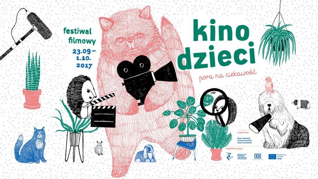 4. FESTIWAL FILMOWY KINO DZIECI 2017
