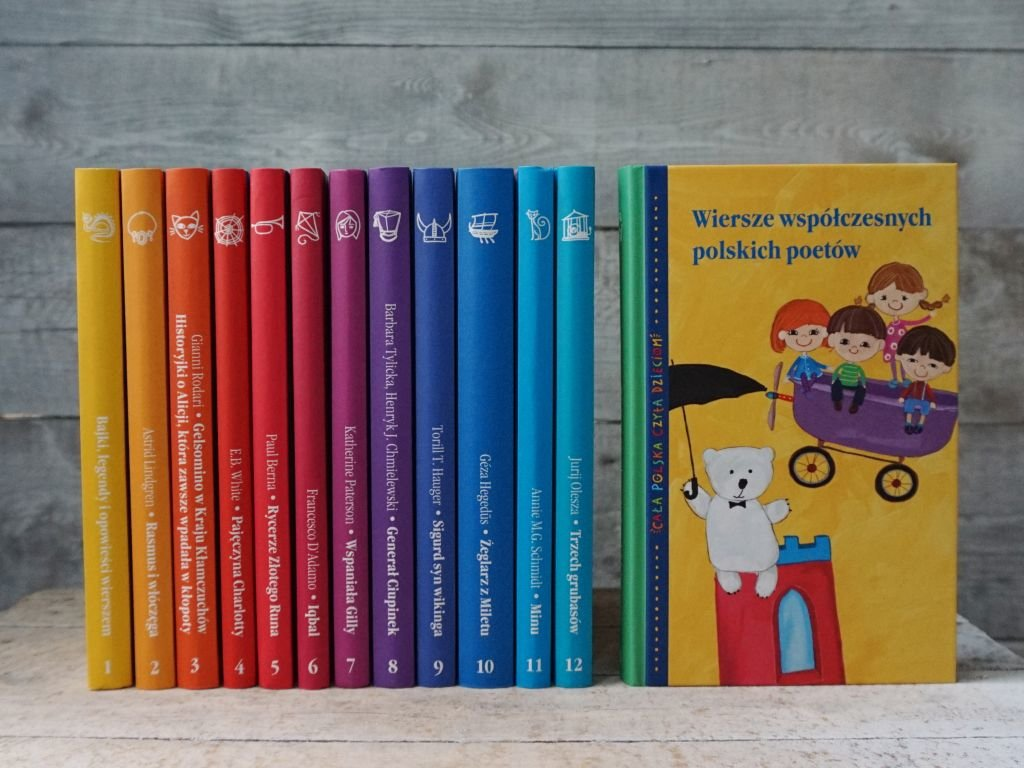 czy warto czytać dzieciom poezję