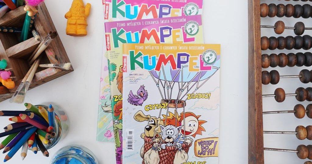 Kumpel - miesięcznik dla dzieci 6-10 lat