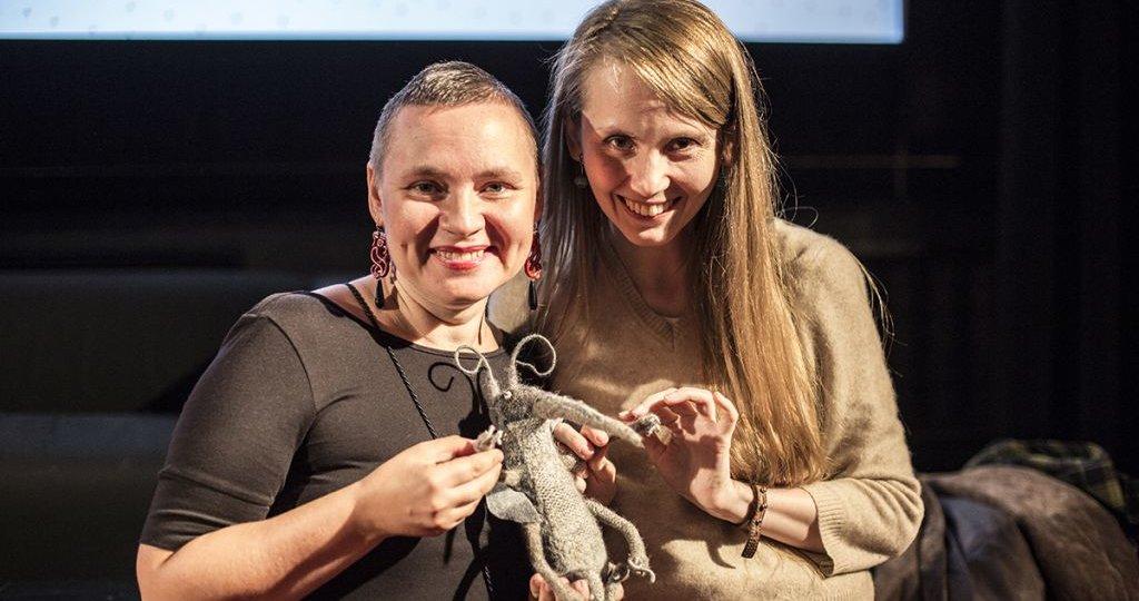 Zofia Stanecka i Marianna Oklejak, blog o książkach dla dzieci