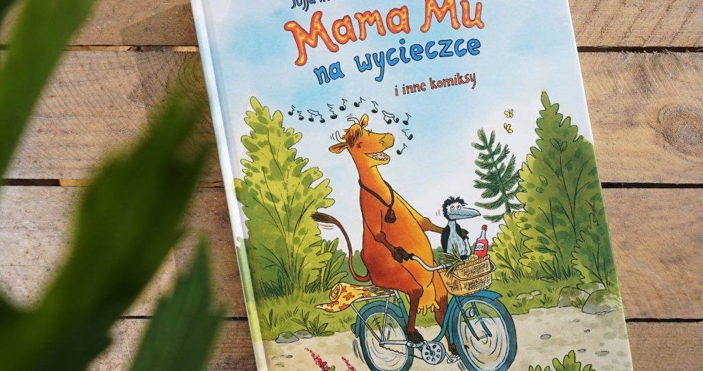 Szwedzkie komiksy dla dzieci - Mama Mu