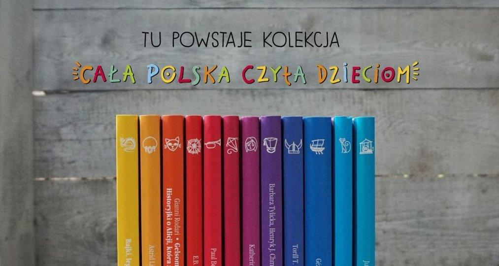 cała polska czyta dzieciom tom 12