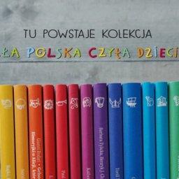 dlaczego warto czytać dzieciom peozję Kolekcja Cała polska czyta dzieciom tom 13