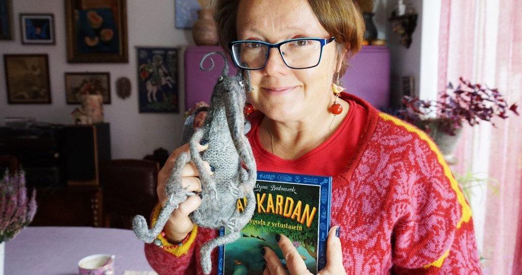 Justyna Bednarek, blog o książkach dla dzieci