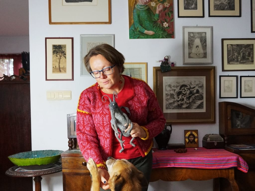 Justyna Bednarek wywiad