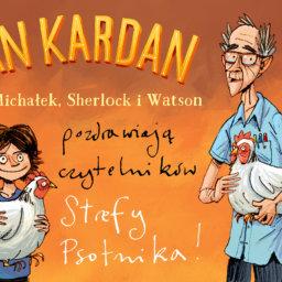 Ilustracja Adama Pękalskiego dla Psotnika, Pan Kardan