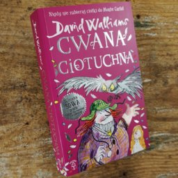 Cwana ciotuchna - David Walliams