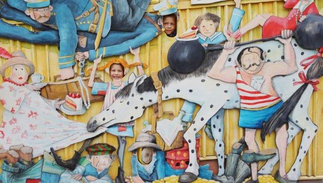 Miejsca związane z literaturą dziecięcą - Junibacken, blog o książkach dla dzieci