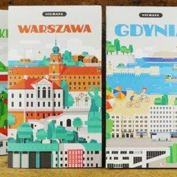 NIEMAPA - przewodniki dla dzieci po polskich miastach, blog o książkach dla dzieci