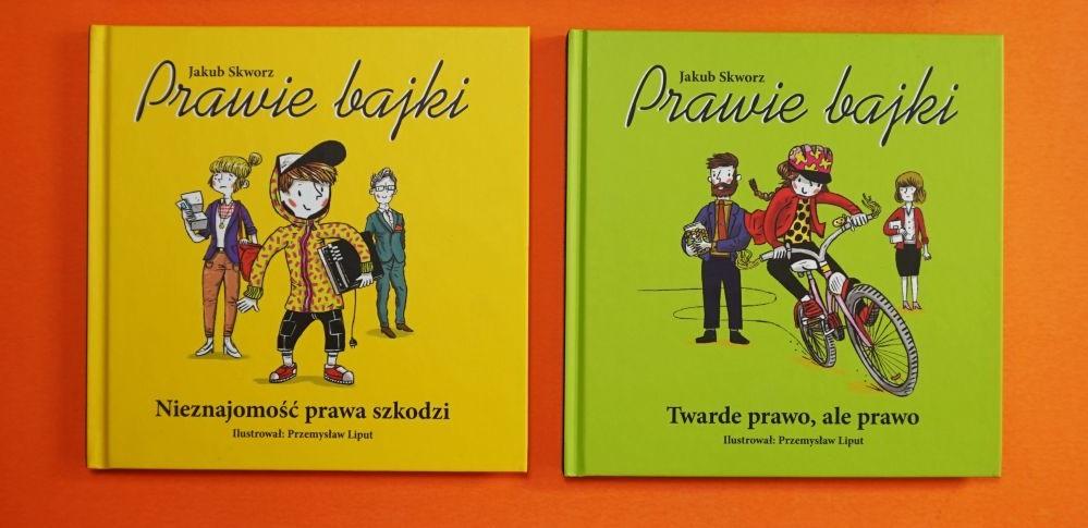 Edukacja prawna w książkach dla dzieci - Prawie bajki