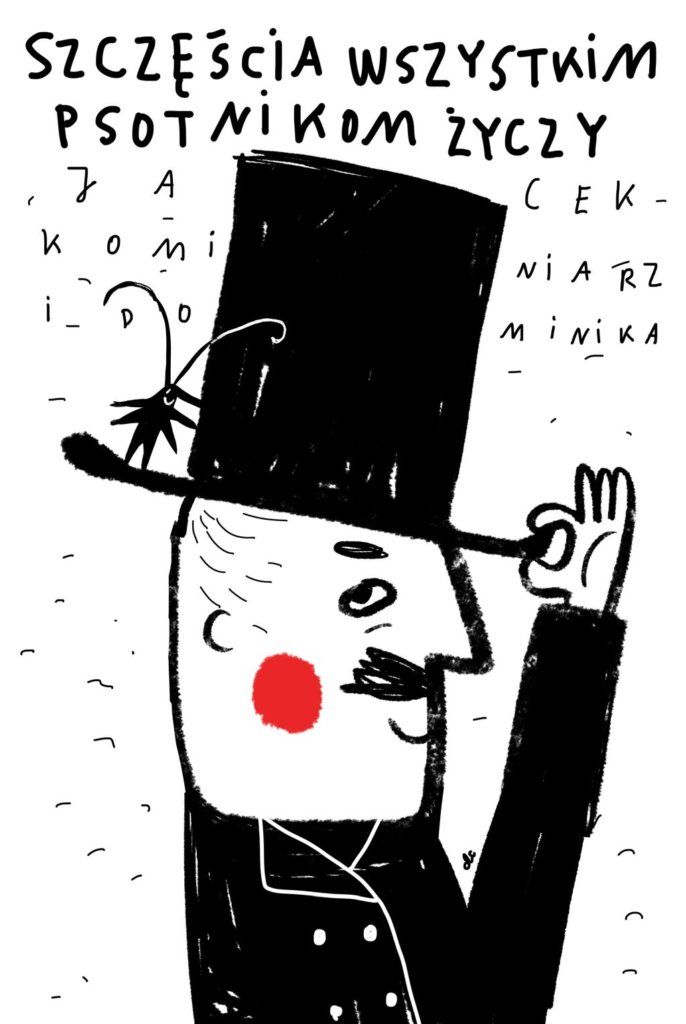 Ilustracja Dominiki Czerniak-Chojnackiej