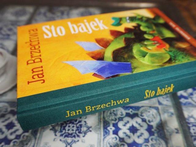 Nowe wydanie - Sto bajek - Jan Brzechwa