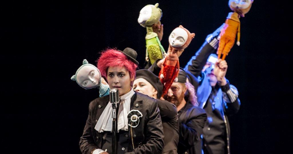 A niech to czykolada! spektakl Teatr Baj