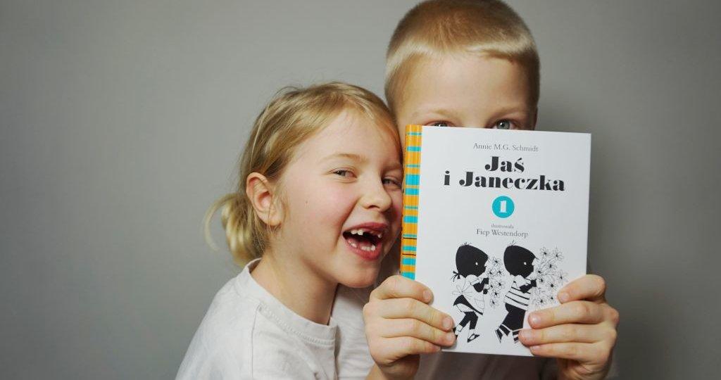 Jaś i Janeczka - tom 1 - Annie M.G. Schmidt