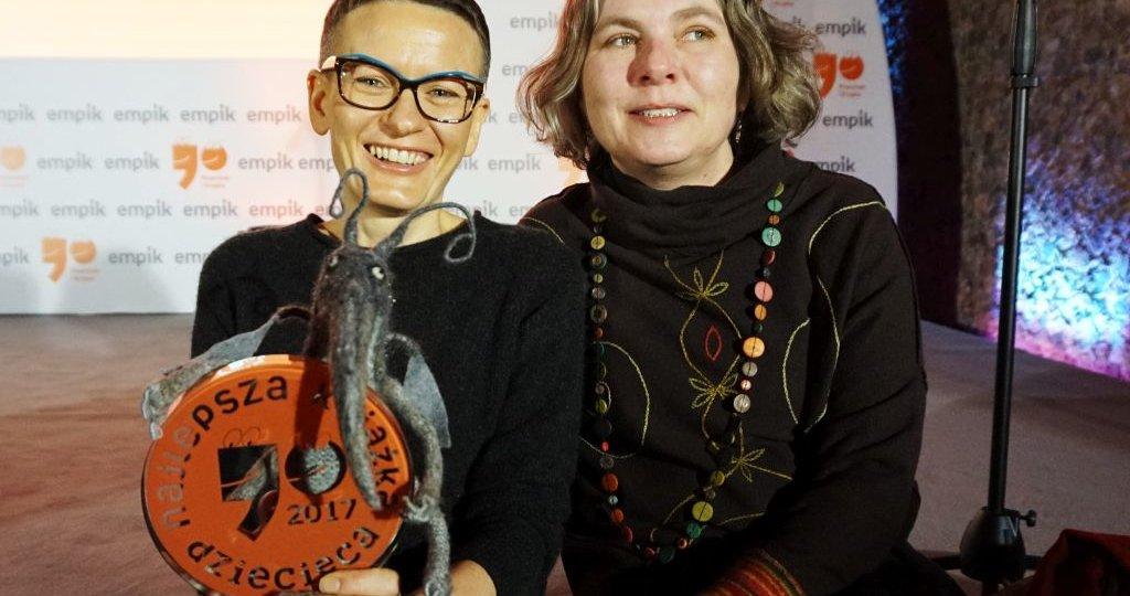 Katarzyna Szantyr-Królikowska i Jona Jung