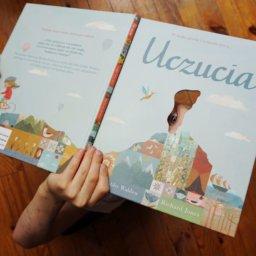 W mojej głowie i w moim sercu... Uczucia - książka obrazkowa nie tylko dla dzieci