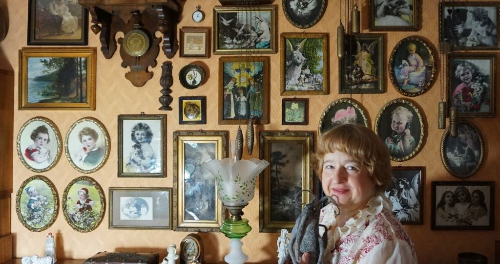 Psotnik u Doroty Gellner. Wywiad z Damą Orderu Uśmiechu